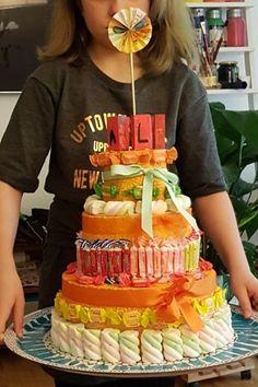 5hugs: Candy-Birthdaycake Candy, Birthday, Desserts, Food, Do Crafts, Children, Tailgate Desserts, Birthdays, Deserts