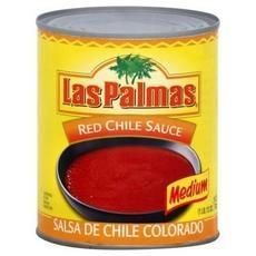 Las Palmas Medium Red Chili Sauce (6x19oz)