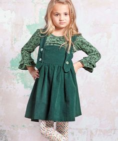 Loving this Green Monaco Ollay Jumper - Infant on #zulily! #zulilyfinds