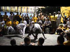 Mestre Cobra Mansa e Mestra Gege (FICA Valença) - YouTube