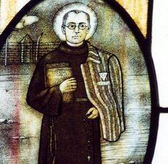 St. Maximilian Mary Kolbe, Priest and Martyr