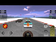 Extreme Winter Racing android game first look gameplay español
