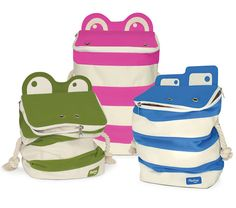 P'kolino's new Monster Storage Bins are coming to eat your kids' stuff - Cool Mom Picks