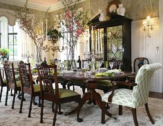 Agostino - how my dinng room should be