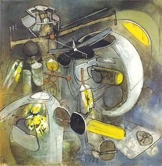 Roberto Matta / Tout le Gout 1960 Sale Artwork, Art Painting, Artist Inspiration, Surreal Art, Latin American Art, Painting, Organic Art, Art, Artifact Art
