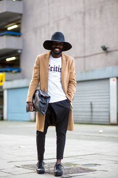 Street Style London Collections: Men AW2105 | Galería de fotos 14 de 64 | GQ MX menswear, men's fashion and style