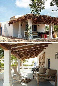 Una casa de verano en Formentera de los archivos de estilo                                                                                                                                                                                 Más