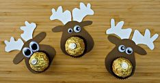 DIY Ferrero Rocher Gift Ideas – Edible Crafts This round up shows you creative ways to gift Ferrero Rocher chocolates. We have covered how to make trees, Christmas tree's cakes and even Ferrero Rocher Angels. These are such fun way to gi… Christmas Classroom Treats, Christmas Gifts For Coworkers, Diy Gifts For Friends, Diy Christmas Gifts, Simple Christmas, Nordic Christmas, Modern Christmas, Fall Crafts For Kids, Christmas Crafts