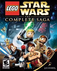 LEGO Star Wars: The Complete Saga (XBOX 360)