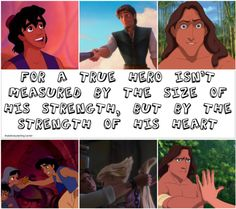 THESE ARE LITERALLY NO JOKE SERIOUSLY MY BIGGEST DISNEY CRUSHES OF ALL TIME!!!!!!!!!!!!!!!!!!!!!