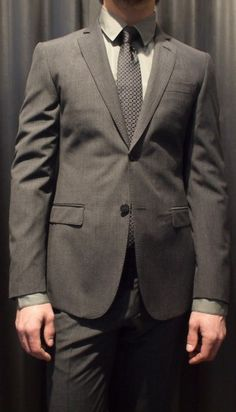Lab houndstooth suit $895 from Gotstyle Menswear.