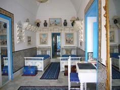 Traditional Home In Tunisia. Love The Decor