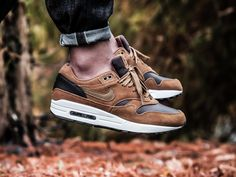 Nike Air Max 1 Ale Brown - 2017 (by ginogold)  Shop here
