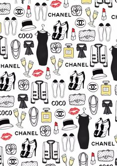 Chanel on We Heart It  #RePin by AT Social Media Marketing - Pinterest Marketing Specialists ATSocialMedia.co.uk