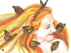 #Mariposas #Felicidad