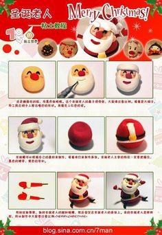 DIY 15 Christmas Polymer Clay Ideas