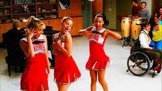 Brittany And Santana, Quinn Fabray, Glee Club, High School, Tv Shows, Fandoms, Relationship, Writing, Dresses