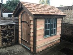 Gerrards X - Luxury Shed - Custom Built Garden Rooms, Cabins and Timber Buildings