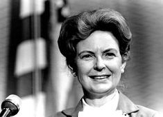 Born in Schlafly is an American constitutional lawyer, conservative activist, author, and founder of The Eagle Forum. Phyllis Schlafly, American Freedom, Political Views, Republican Party, Women In History, Memoirs, The Past, Interview, Politics