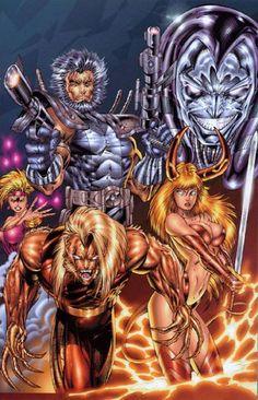 Re:Gex Comic Book Artists, Comic Book Heroes, Comic Artist, Comic Books Art, Image Comics Characters, Dc Comics Vs Marvel, Rob Liefeld, Heroes Reborn, Valiant Comics