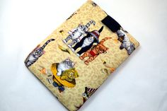 Cat Friends Tablet Case/Animal Lover Case/ by MyTabletCasePlace, $27.00