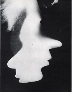 Lucia Moholy and László Moholy-Nagy, Double portrait, 1923 Photography Themes, Surrealism Photography, Abstract Photography, Bauhaus, Warhol, Laszlo Moholy Nagy, Photocollage, Abstract Portrait, Reproduction