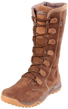 c3c325df5bdd Teva Womens Vero Boot Wp Brown Snow Boot 4323 UK