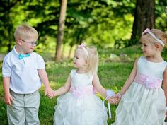 my sweet flower girls and ring bearer!! love them so much!!!!