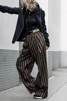 Street Style, Pants, Fashion, Trouser Pants, Moda, Urban Taste, La Mode, Women's Pants, Fasion