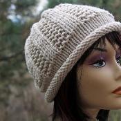 Abby Hat - via @Craftsy