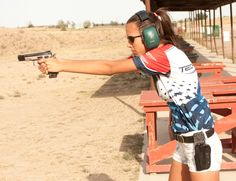Handgun Shooting: Why Use the Front Sight? Improve your handgun shooting speed and accuracy by focusing on the front sight and mastering the flash sight picture.
