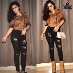 Folow me raavi thakre Summer Dress Outfits, Winter Fashion Outfits, Edgy Outfits, Girl Outfits, Fashion Dresses, Cute Outfits, Celebrity Outfits, Stylish Girl Images, Stylish Girl Pic