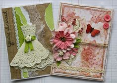 Such a Pretty Mess: Sweet Life Cards {Bo Bunny Design Team}