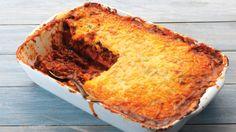 Low-carb lasagne recipe | Men's Fitness UK