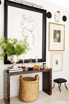 CHIC BASKETS FOR EVERY ROOM AND STYLE