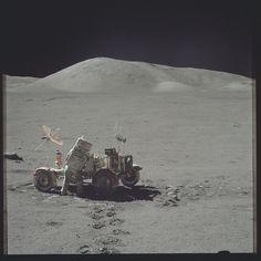 Selecionamos as Melhores Fotos Inéditas da Missão Apollo da NASA   The Creators Project