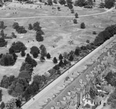 Part of the Aerofilms collection found on the Britain from Above site. North Yorkshire, Britain, Vineyard, England, Gardens, Outdoor, Collection, Outdoors, Vine Yard