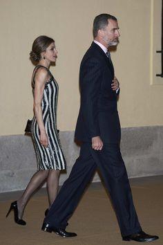 Rei Felipe VI de Espanha Fotos Fotos - Presidente da Argentina e sua esposa recebem uma recepção para reis espanhóis - Zimbio