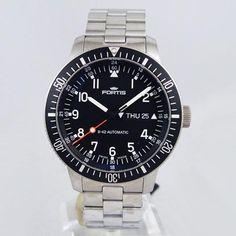 新品フォルティス647.10.11MB 42コスモノートデイデイト 時計 Watch fortis ¥100000yen 〆04月29日