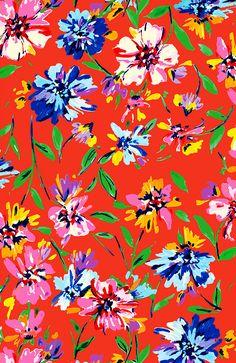 Botanical Prints #ngemma @ngemma #floral #floralprint #print #pattern #watercolor