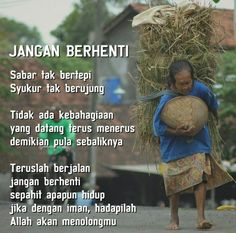 Muslim Quotes, Islamic Quotes, Heart Quotes, Me Quotes, Islamic Messages, Self Reminder, Quotes Indonesia, Mother Quotes, Super Mom