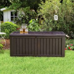Keter Jumbo Deck Box - 150 Gallon