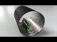 Magnetic Motor Homopolar , Magnet Car V2 - YouTube