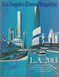 Los Angeles Times Magazine, April 3, 1988