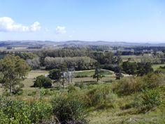 Mirador en el Parque de Vacaciones Ute-Antel. Minas. Dpto. de Lavalleja