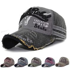 Real Estate Guy Classic Adjustable Cotton Baseball Caps Trucker Driver Hat Outdoor Cap Gray