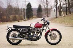 Harley Davidson '70 FLH/FX Roadster by Walt Siegl