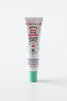 smith's rosebud minted lip balm / rosebud perfume co. So much less messy than the little pot of this balm