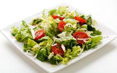 salada prato quadrado - Pesquisa Google