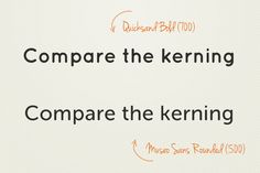 A Beginner's Guide to Pairing Fonts « Cho